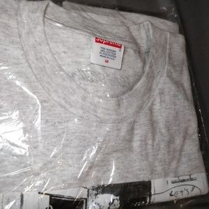 Supreme Shirts - Supreme Mike Kelley Hiding From Indians Tee